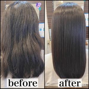 40代からの髪質改善トリートメント